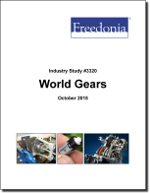 World Gears - The Freedonia Group - Industry Market Research