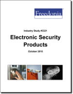 Electronic Security Products - The Freedonia Group - Industry Market Research