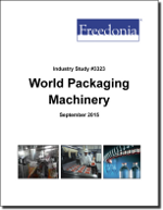 World Packaging Machinery - Demand and Sales Forecasts, Market Share, Market Size, Market Leaders