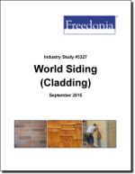 World Siding (Cladding) - The Freedonia Group - Industry Market Research