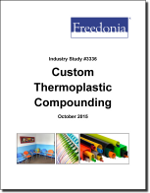 Custom Thermoplastic Compounding - The Freedonia Group - Industry Market Research