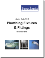 Plumbing Fixtures & Fittings - The Freedonia Group - Industry Market Research