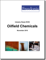 Oilfield Chemicals - Demand and Sales Forecasts, Market Share, Market Size, Market Leaders