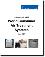 World Consumer Air Treatment Systems - The Freedonia Group - Industry Market Research