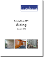 Siding - The Freedonia Group - Industry Market Research