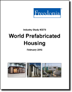 World Prefabricated Housing - Demand and Sales Forecasts, Market Share, Market Size, Market Leaders