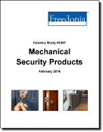Mechanical Security Products - Demand and Sales Forecasts, Market Share, Market Size, Market Leaders