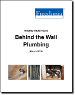 Behind the Wall Plumbing - The Freedonia Group - Industry Market Research