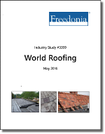 World Roofing - The Freedonia Group - Industry Market Research