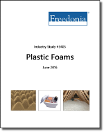 Plastic Foams - Demand and Sales Forecasts, Market Share, Market Size, Market Leaders
