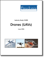 Drones UAVs - Demand and Sales Forecasts, Market Share, Market Size, Market Leaders