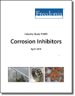 Corrosion Inhibitors - Demand and Sales Forecasts, Market Share, Market Size, Market Leaders