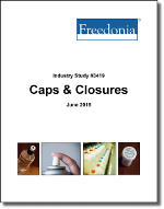 Caps & Closures - The Freedonia Group - Industry Market Research