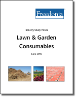 Lawn & Garden Consumables - The Freedonia Group - Industry Market Research