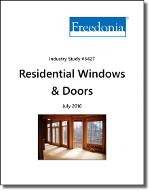 Residential Windows & Doors - The Freedonia Group - Industry Market Research