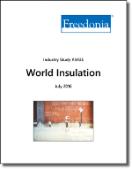 World Insulation - The Freedonia Group - Industry Market Research
