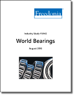 World Bearings - The Freedonia Group - Industry Market Research