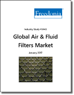 Global Air & Fluid Filters Market by Product, Market and Region - The Freedonia Group - Industry Market Research
