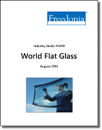 World Flat Glass - The Freedonia Group - Industry Market Research