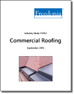 Commercial Roofing - The Freedonia Group - Industry Market Research