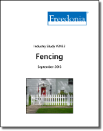 Fencing - The Freedonia Group - Industry Market Research