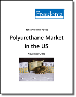 Polyurethane Market in the US by Raw Material, Type and Market, 2nd Edition - The Freedonia Group - Industry Market Research