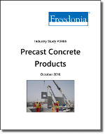 Precast Concrete Products - The Freedonia Group - Industry Market Research