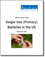 Single-Use (Primary) Batteries in the US - The Freedonia Group - Industry Market Research