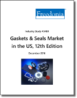 Gasket and Seal Market in the US by Product and Market, 12th Edition - The Freedonia Group - Industry Market Research