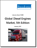 Global Diesel Engine Market by Product, Market and Region, 5th Edition - The Freedonia Group - Industry Market Research