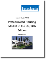 Prefabricated Housing Market in the US - Demand and Sales Forecasts, Market Share, Market Size, Market Leaders