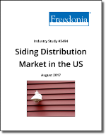 Siding Distribution - Demand and Sales Forecasts, Market Share, Market Size, Market Leaders