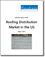 Roofing Distribution in the US - Demand and Sales Forecasts, Market Share, Market Size, Market Leaders