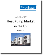 Heat Pump Market in the US by Type, Market and Region - The Freedonia Group - Industry Market Research