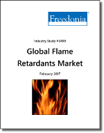 Global Flame Retardants Market by Country, Product and Market, 6th Edition - The Freedonia Group - Industry Market Research