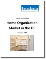 Home Organization Market in the US - Demand and Sales Forecasts, Market Share, Market Size, Market Leaders