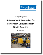 Automotive Aftermarket for Powertrain Components in North America - Demand and Sales Forecasts, Market Share, Market Size, Market Leaders