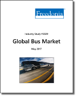 Global Bus Market by Product and Fuel Type, 6th Edition - The Freedonia Group - Industry Market Research