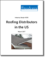Roofing Distributors in the US - The Freedonia Group - Industry Market Research