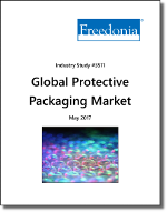 Global Protective Packaging Market by Region, Product and Market, 4th Edition - The Freedonia Group - Industry Market Research