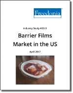Barrier Films Market in the US by Type, Market and Resin - The Freedonia Group - Industry Market Research