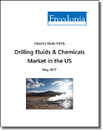 Drilling Fluids & Chemicals Market in the US by Product and Location - The Freedonia Group - Industry Market Research