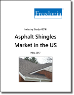 Asphalt Shingles in the US by Product, Market and Subregion - The Freedonia Group - Industry Market Research