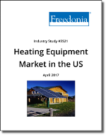 Heating Equipment Market in the US - Demand and Sales Forecasts, Market Share, Market Size, Market Leaders