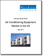 Air Conditioning Equipment Market in the US by Product, Market and Region - The Freedonia Group - Industry Market Research