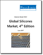 Global Silicones Market - Demand and Sales Forecasts, Market Share, Market Size, Market Leaders