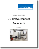 US HVAC Market Forecasts by Product, Energy Source, Market and Region - The Freedonia Group - Industry Market Research