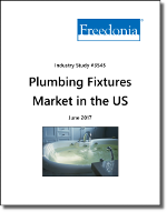 Plumbing Fixtures in the US by Type, Material, Market and Region - The Freedonia Group - Industry Market Research