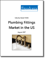 Plumbing Fittings in the US by Type, Market and Region - The Freedonia Group - Industry Market Research