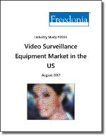 Video Surveillance Equipment - Demand and Sales Forecasts, Market Share, Market Size, Market Leaders
